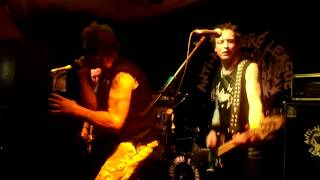 Anti Nowhere League - Reck A Nowhere - Boston Arms - 1/6/12