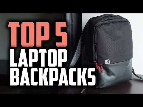 Best Laptop Backpacks in 2019   Carry Your Laptop Wherever You Go!