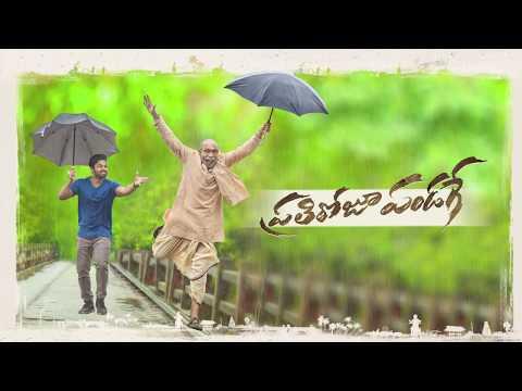 prathi-roju-pandage-movie-motion-poster