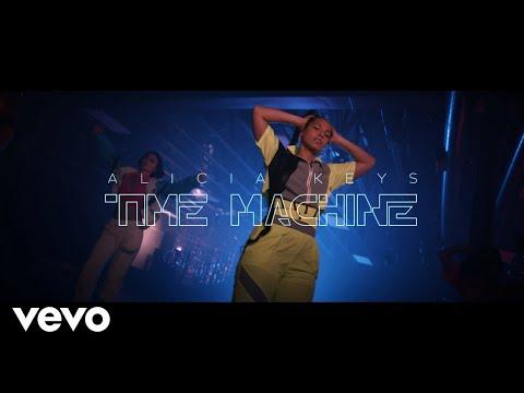 Time Machine Lyrics – Alicia Keys