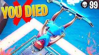 Dumb Ways To Die in Fortnite!   (Fortnite Creative)