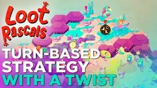 videó Loot Rascals