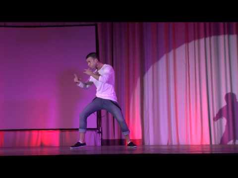 Reda dance 4éme édition du festival Step In Dance