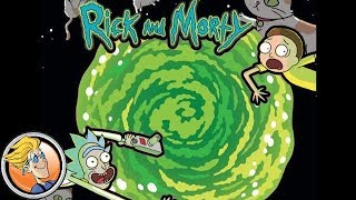 Rick and Morty: 100 Días — game preview at SPIEL '17