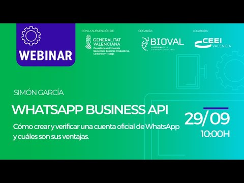 Webinar: WhatsApp Business API[;;;][;;;]