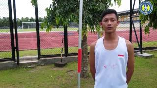 Athletics Tutorial - PJKR B 2016 FIK UNY