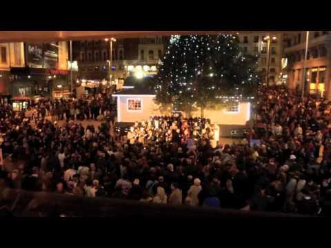 APRECA (Navidad en la Calle 2010)