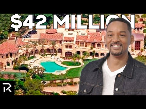 Inside Will Smith's Calabasas Compound
