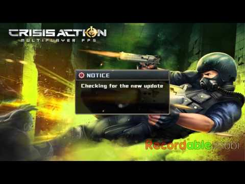 Video Cara Buat Akun Crisis Action l