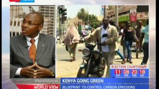 Kenya launches cross agency green initiative to control carbon emissions
