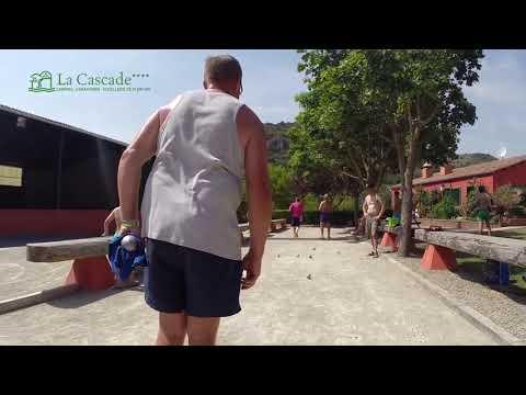 Camping de La Cascade des Naïsses - Saint-Rome de Tarn,