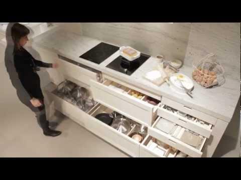 Mobiliario de cocina dica - estilo y funcionalidad