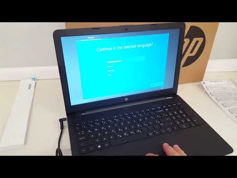 HP Laptop 15-bw - Unboxing & Review