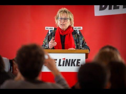 Politischer Aschermittwoch: Eva Bulling-Schröter