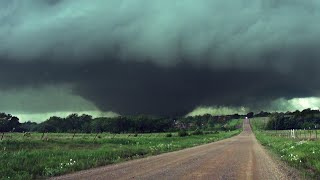 Sulphur, OK Mile-Wide EF-3 Wedge Tornado
