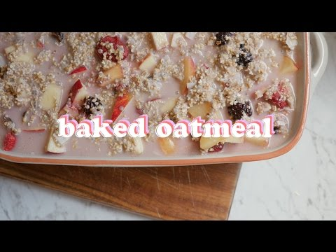 Video Our Favourite Make-Ahead Breakfast | Quick, Easy and Healthy