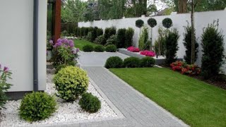 Small Beautiful Front Yard Landscaping Ideas