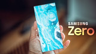 Samsung Galaxy Zero - First Look of the Future