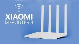 Xiaomi Mi WiFi Router 3 - подробный обзор и опыт использования