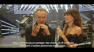 Les Coulisses Des Répètes Avec Sting & Lou Doillon (2019)