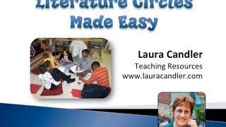 Literature Circles Made Easy