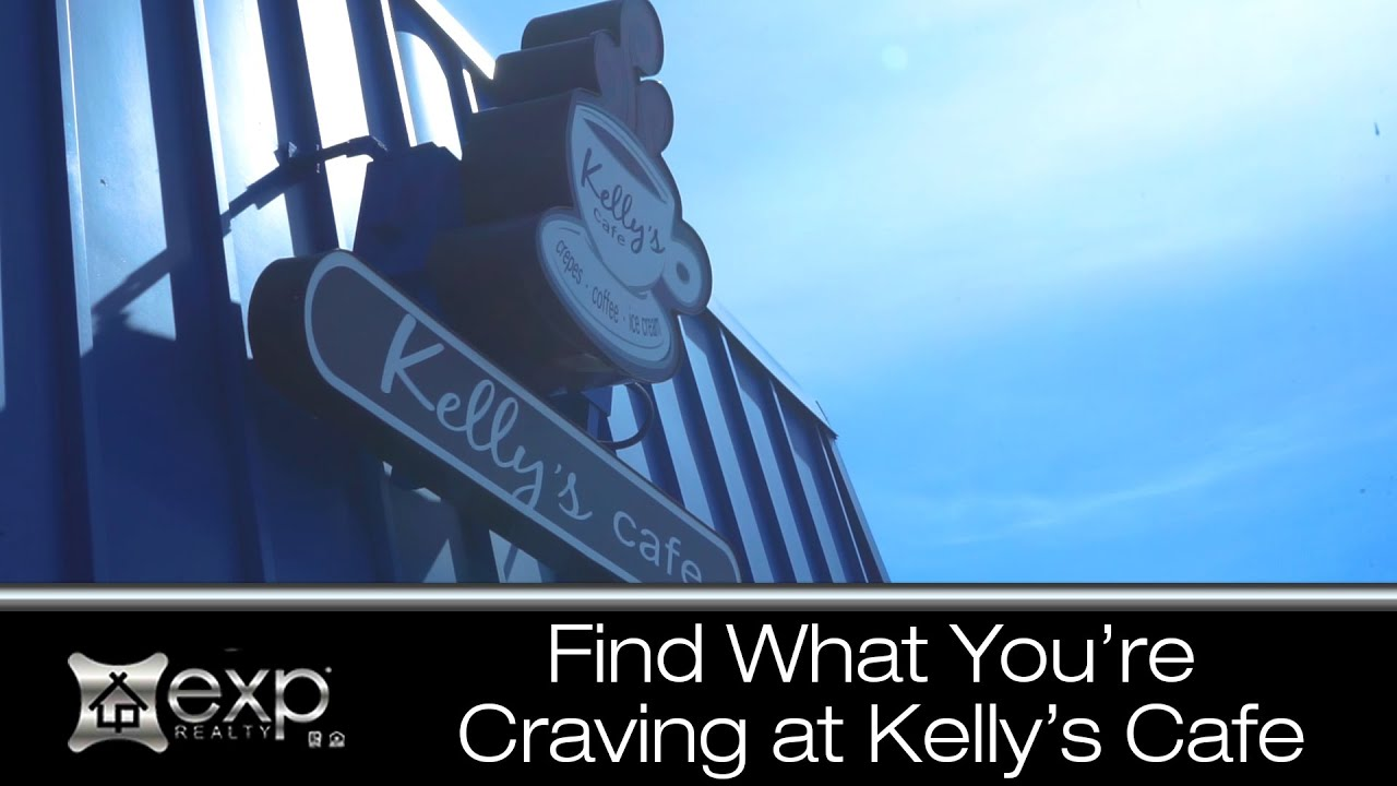 Find What You're Craving at Kelly's Cafe