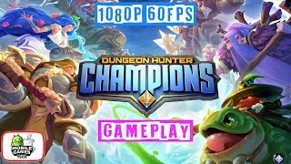 Dungeon Hunter Champions Android iOS Gameplay 1080p 60fps
