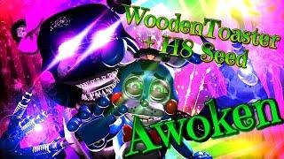 SFM  The Desire Of Freedom   (MLP/CreepyPasta song) Awoken - WoodenToaster + H8 Seed
