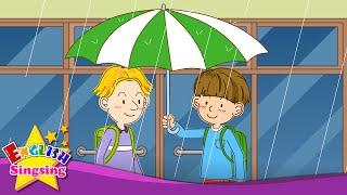 [Thời tiết] Nó s mưa. màu nó là gì? - Dễ dàng thoại