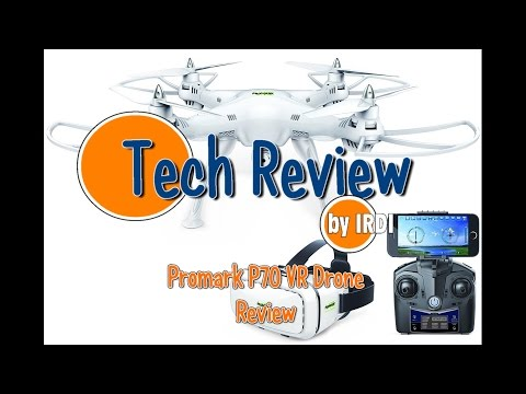 Promark P 70 VR Drone Review