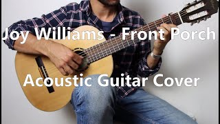 Joy Williams   Front Porch Acoustic Guitar Cover 🎸| US (iTunes) Charts | (Tutorial) #chartsonguitar