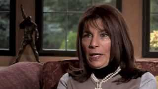 Freddie Mercury's sister, Kashmira Cooke 'NoRuz' 30032014