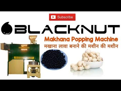 Makhana Popping Machine