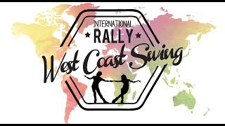 🎬 International Rally WCS 2018 ▸ La choré ici