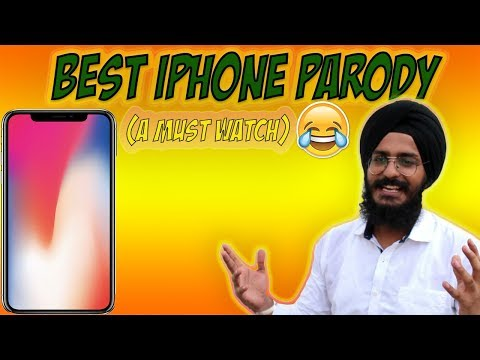 iPhone Commercial Parody