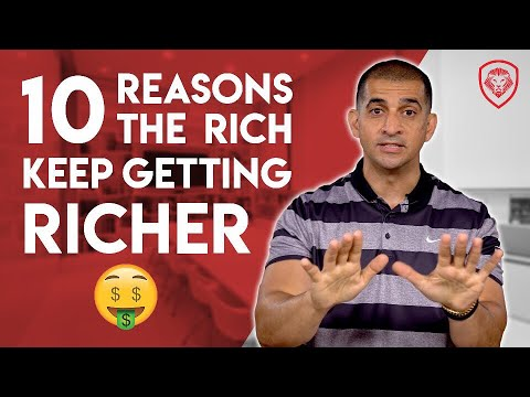 , title : 'Why the Rich Get Richer