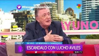 """""""Cazo Para Comer"""", Dijo Lucho Avilés"""