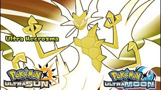 Pokemon UltraSun & UltraMoon - Ultra Necrozma Battle Music (HQ)