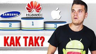 Huawei уделали Galaxy S10 и iPhone XX?