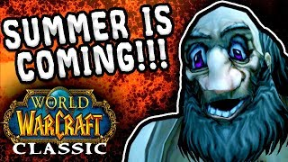 How To Prepare For Classic World of Warcraft