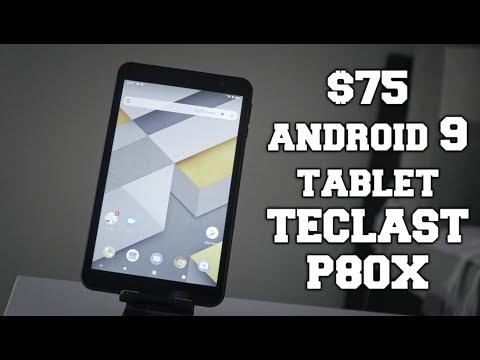 Új Teclast P80X SC9863A 8-magos 2 GB RAM 16 GB ROM 8