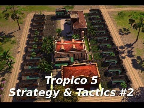 Tropico 5 Strategy & Tactics 2: Colonial Housing Block