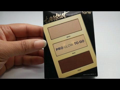 Tarteist Pro Glow To Go Highlight & Contour Palette by Tarte #5
