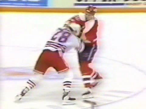 Tie Domi vs. Alan May