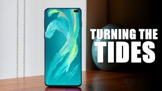 Galaxy S10 Sees Strong Sales while Apple Struggled
