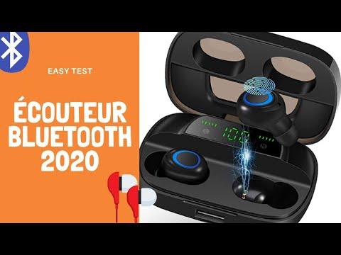 MEILLEUR ÉCOUTEUR BLUETOOTH 2020 27,99 €