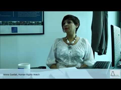 INTERVIEW - Quatre questions à Amna Guellali (HRW) - #3 - Quelles sont vos critiques sur le projet de loi de lutte contre le terrorisme?