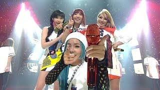 2NE1-'너 아님 안돼 (GOTTA BE YOU)' 0406 SBS Inkigayo