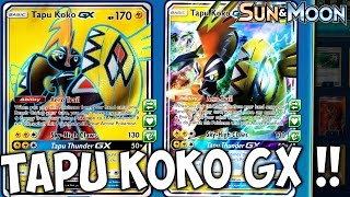 Guardians Rising Tapu Koko GX! The Most Consistent List, NEVER GONNA GIVE YOU UP (prizes) lol SM2 by YellowSwellow