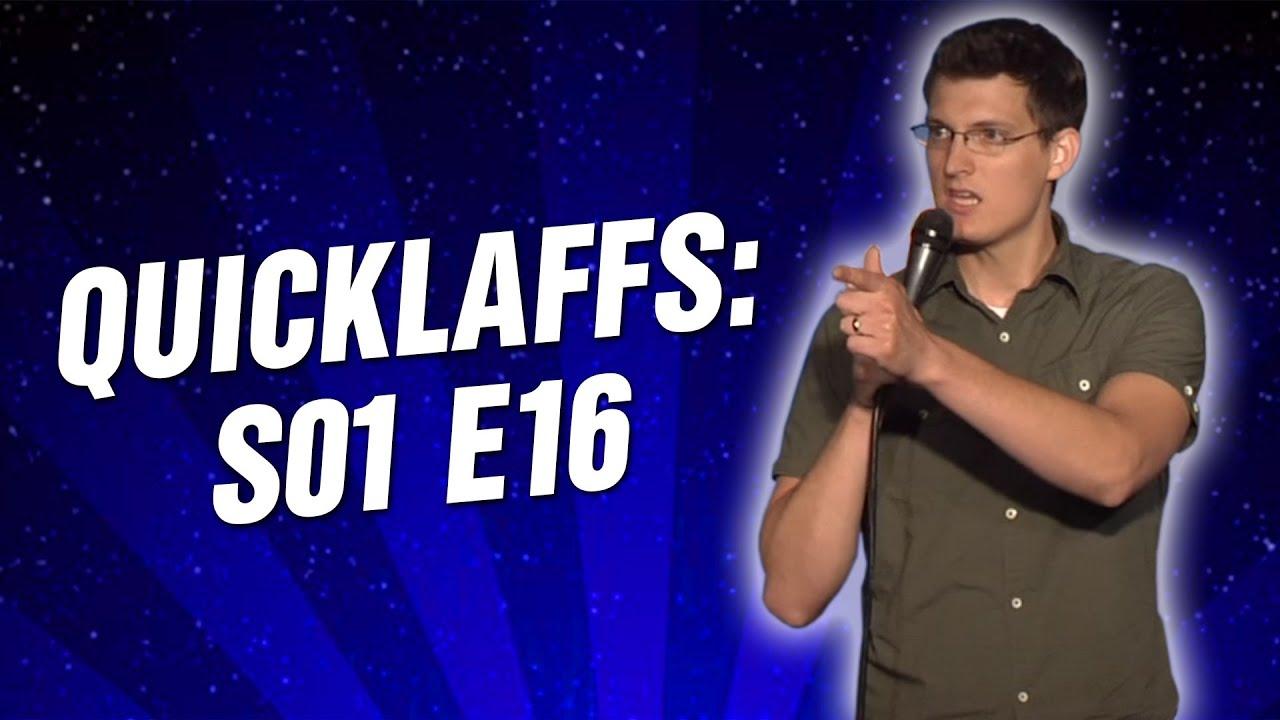 Comedy Time - QuickLaffs: Season 1 Episode 16